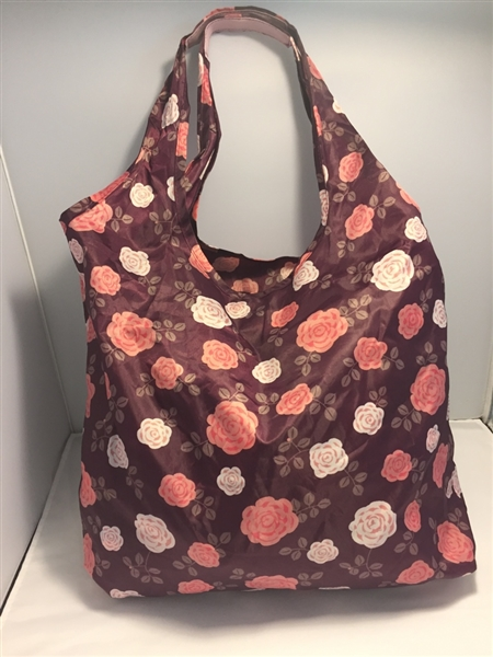 Japanese Eco Bag - Purple Hydrangea