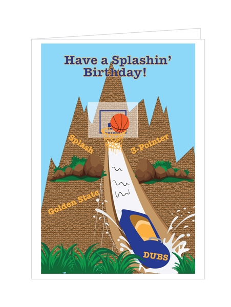 Have a Spashin' Birthday