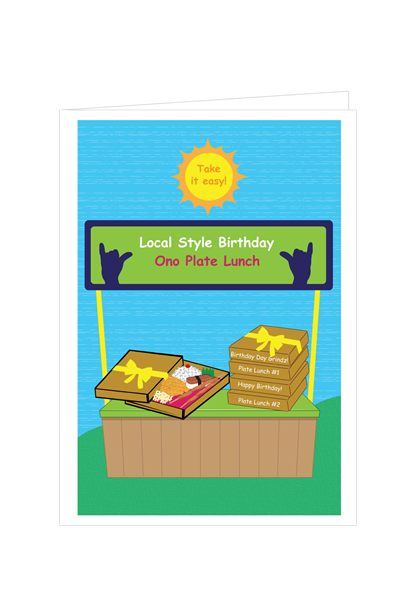 Local Style Birthday