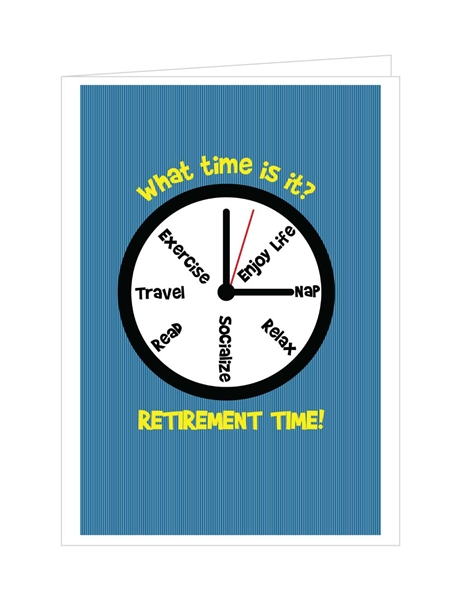 Retirement Time